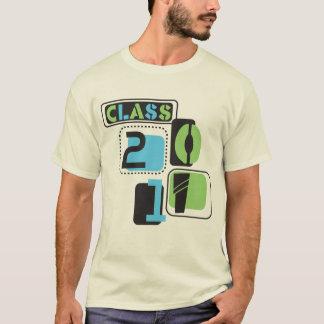 クラス2011年のGeometrics Tシャツ