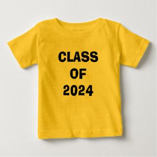 クラスOF2024 ベビーTシャツ