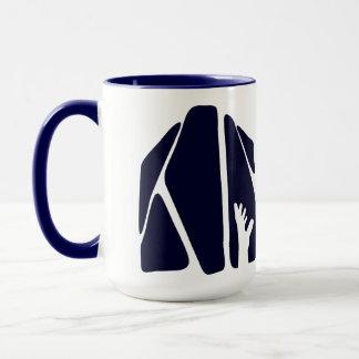 クラックのコンボのマグ マグカップ
