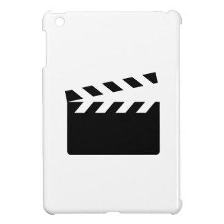 クラッパーのピクトグラムのiPad Miniケース iPad Miniケース