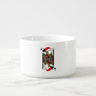 クラブのメリークリスマスジャック-あなたのイメージを加えて下さい チリボウル