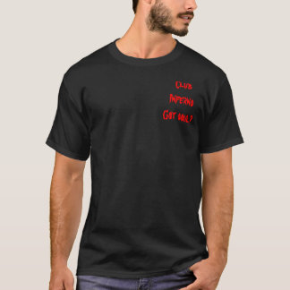 クラブインフェルノ Tシャツ