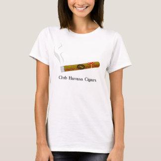 クラブハバナのシガー Tシャツ