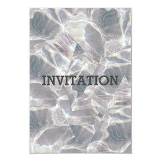 クラブパーティのダイヤモンドの灰色の招待状Vipの招待状 カード