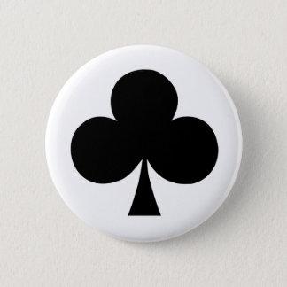 クラブボタンのエース 缶バッジ