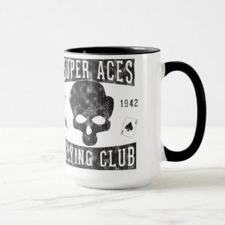 クラブマグを飛ばす極度のエース マグカップ