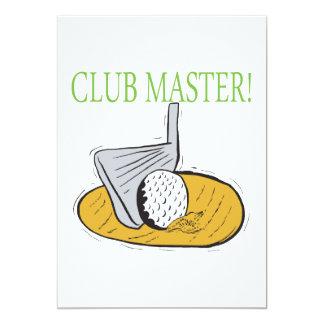 クラブマスター カード