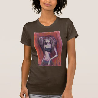 クラブ女の子 Tシャツ