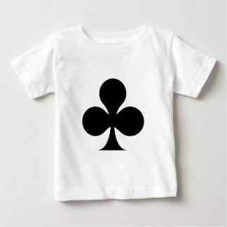 クラブ記号 ベビーTシャツ