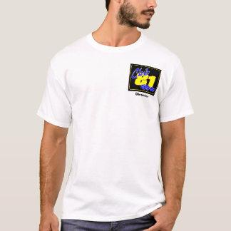 クラブ81ディレクター Tシャツ
