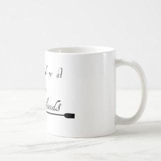 クラブShadowlandsで私を見つけます コーヒーマグカップ