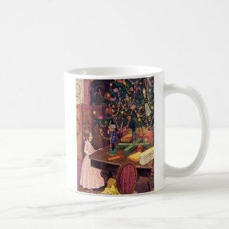 クララおよびくるみ割り コーヒーマグカップ