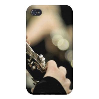 クラリネットのiPhoneの場合 iPhone 4/4Sケース