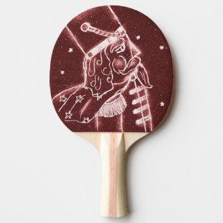 クランベリーの赤の戦わない兵隊 卓球ラケット