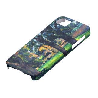 クリの木およびFa。 セザンヌのiPhone 5/Sの場合によって iPhone SE/5/5s ケース