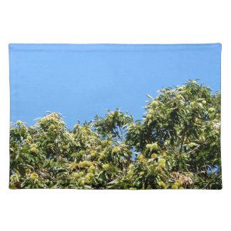 クリの木 ランチョンマット