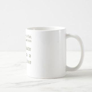 クリエイティブCPAに彼を導入して下さい コーヒーマグカップ