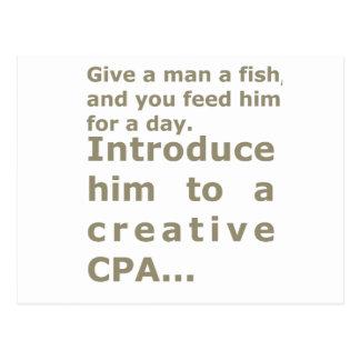 クリエイティブCPAに彼を導入して下さい ポストカード