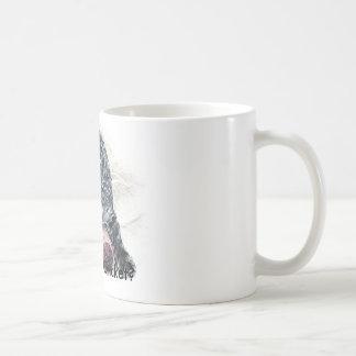クリケットボールの絵画の英国のコッカースパニエル コーヒーマグカップ