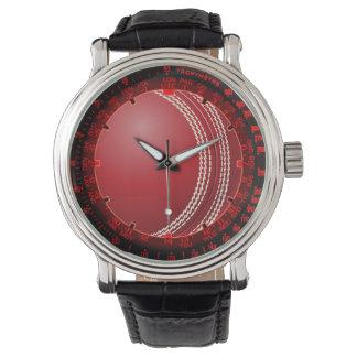 クリケットボールの腕時計 腕時計