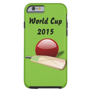 クリケット・ワールドカップ2015年のIの電話6箱 ケース