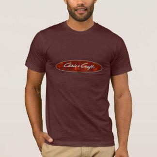 クリスの技術のボート Tシャツ