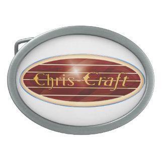 クリスの技術 卵形バックル