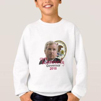 クリスケネディの知事 スウェットシャツ