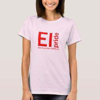 クリスティーナはベストです! EIのプライドのTシャツ! Tシャツ