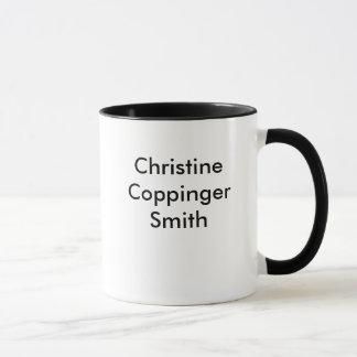 クリスティーンスミスのマグ マグカップ