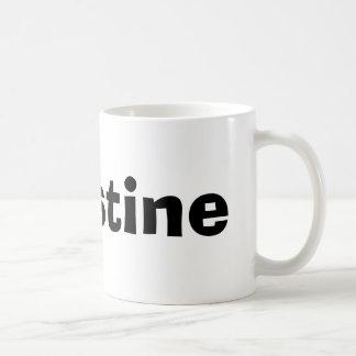 クリスティーン コーヒーマグカップ