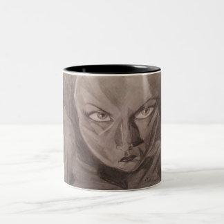 クリスティーン ツートーンマグカップ
