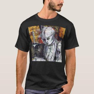 クリスブラッドリー著ゴシック様式ティーの芸術 Tシャツ