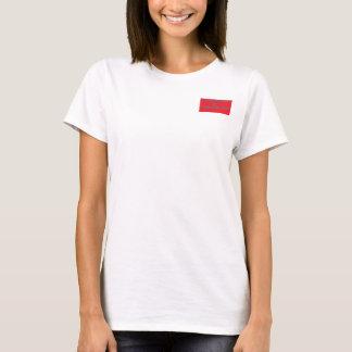 クリスマスおよびTシャツ新年の Tシャツ