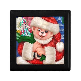 クリスマスくまのおもしろいの英国のギフト用の箱8 ギフトボックス