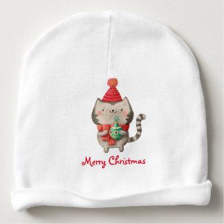 クリスマスのかわいい猫 ベビービーニー