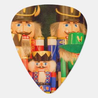 クリスマスのくるみ割りの軍隊 ギターピック