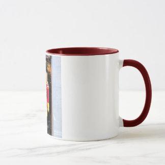 クリスマスのくるみ割り マグカップ