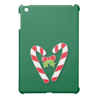 クリスマスのためのキャンディ・ケーン iPad MINI カバー