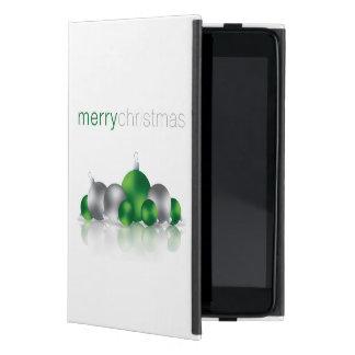 クリスマスのつまらないもの iPad MINI ケース