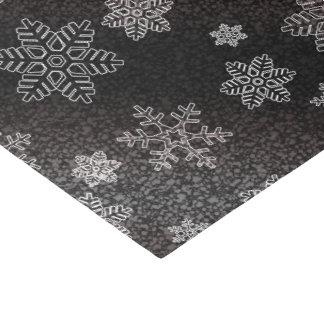 クリスマスのエレガントなパターン 薄葉紙