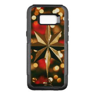 クリスマスのオーナメントの電話箱 オッターボックスコミューターSamsung GALAXY S8+ ケース