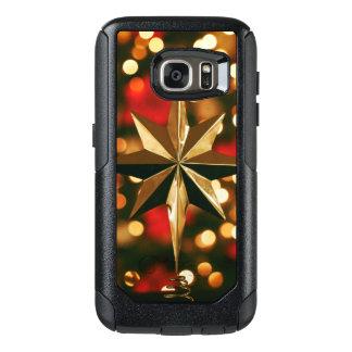 クリスマスのオーナメントの電話箱 オッターボックスSamsung GALAXY S7ケース