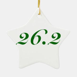 クリスマスのオーナメント26.2のあなたのハートの操業 セラミックオーナメント