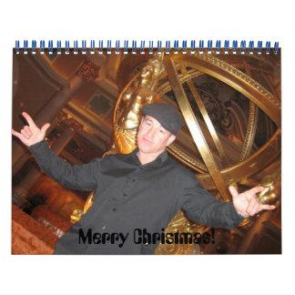 -クリスマスのカレンダー最高及びサマラ カレンダー
