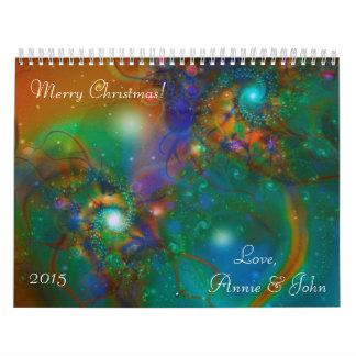 クリスマスのカレンダー カレンダー