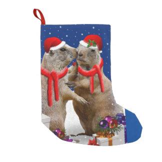 クリスマスのキスのクリスマスのストッキング スモールクリスマスストッキング