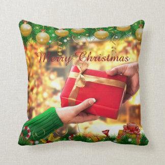 """クリスマスのギフトの装飾用クッション16"""" x 16"""" クッション"""