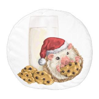 クリスマスのクッキーのブタ プーフ
