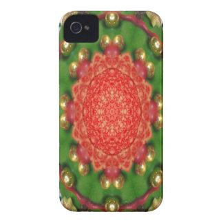 クリスマスのクッキー Case-Mate iPhone 4 ケース